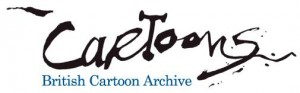 British Cartoon Archive logo