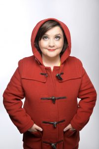 Susan Calman. Photo by Steve Ullathorne