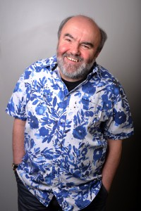Andy Hamilton. Photo by Steve Ullathorne