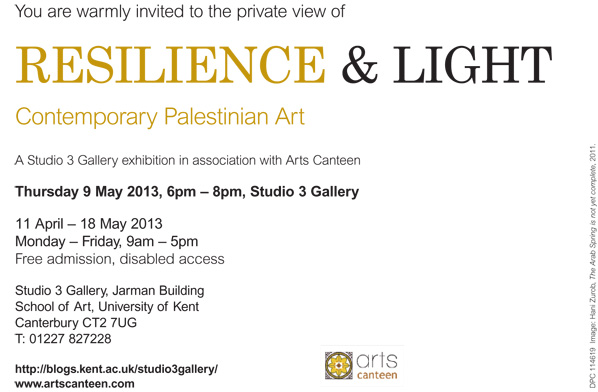 RESILIENCE & LIGHT: PRIVATE VIEW