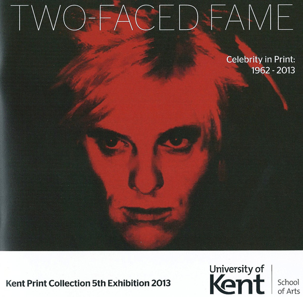 Two-Faced Fame catalogue
