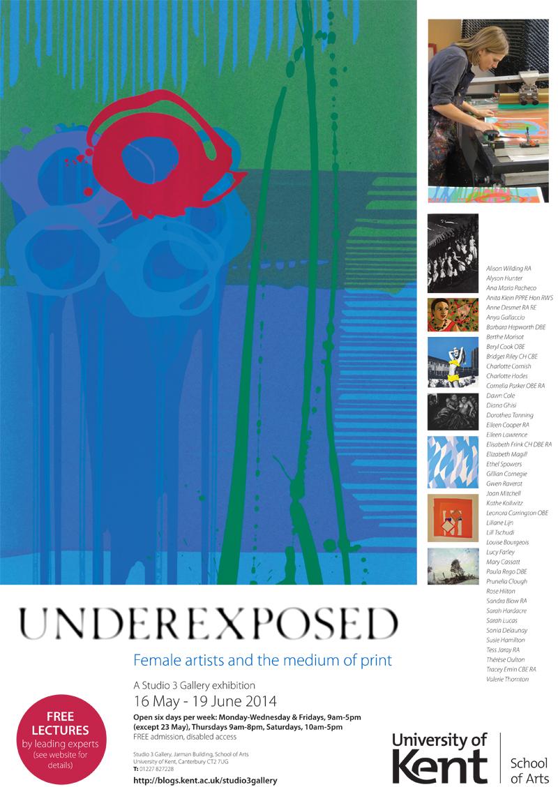 UNDEREXPOSED – SERIES OF TALKS