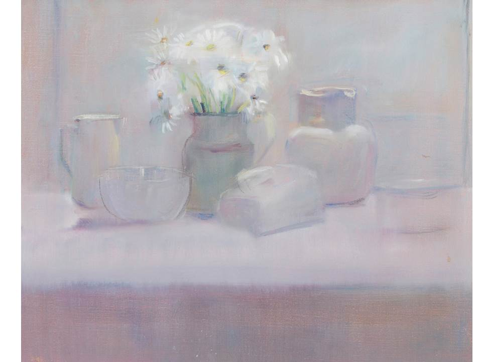 Quiet Still Life, Rose Hilton (2010)