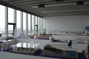 Templeman model at Turner Contemporary
