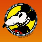 Mickey Rat Social Media Avatar