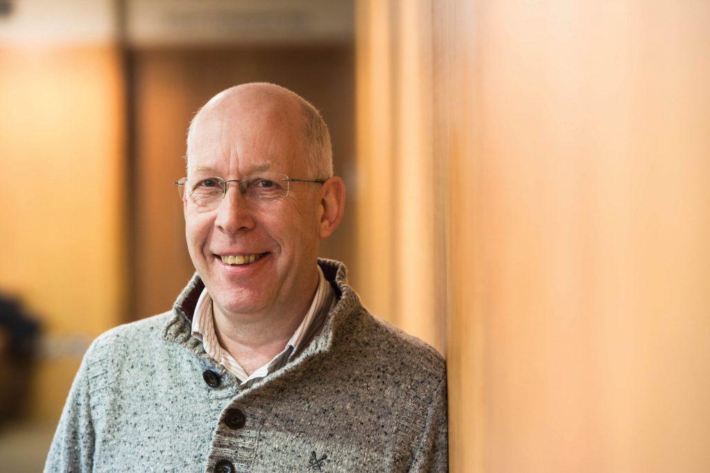 Professor Richard Jones head and shoulders
