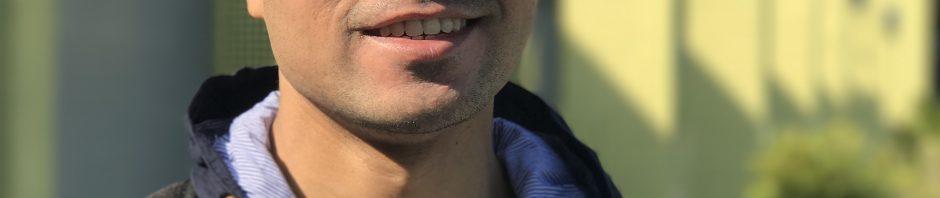 Shoaib Jameel portrait