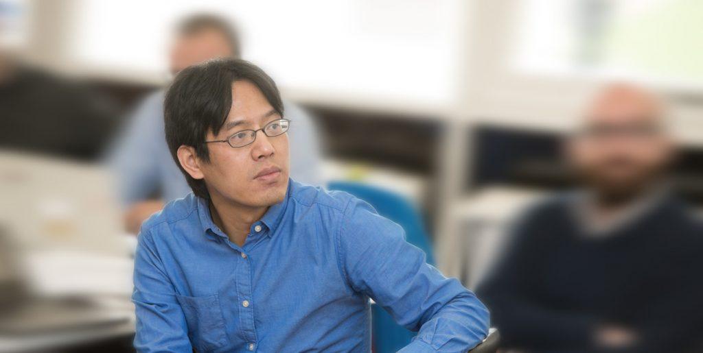 Professor Shujun Li