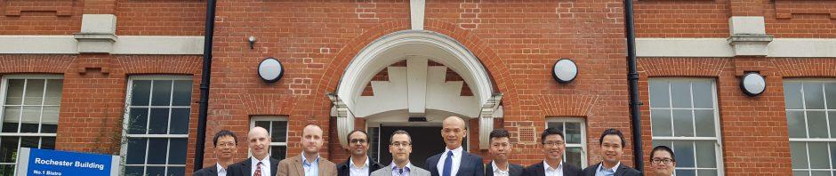 BCS/BIDV (Vietnamese bank) visit
