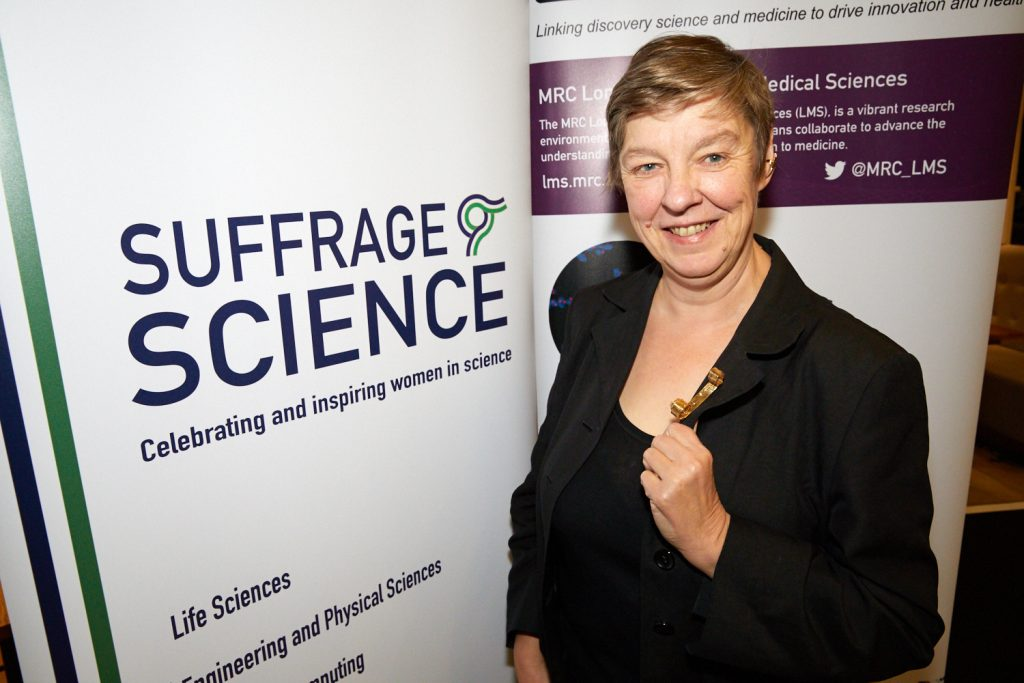 Suffrage Science award