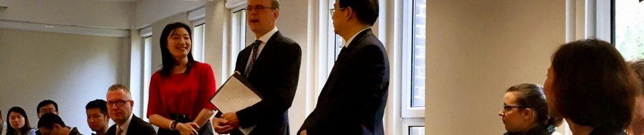 Chinese Embassy visit