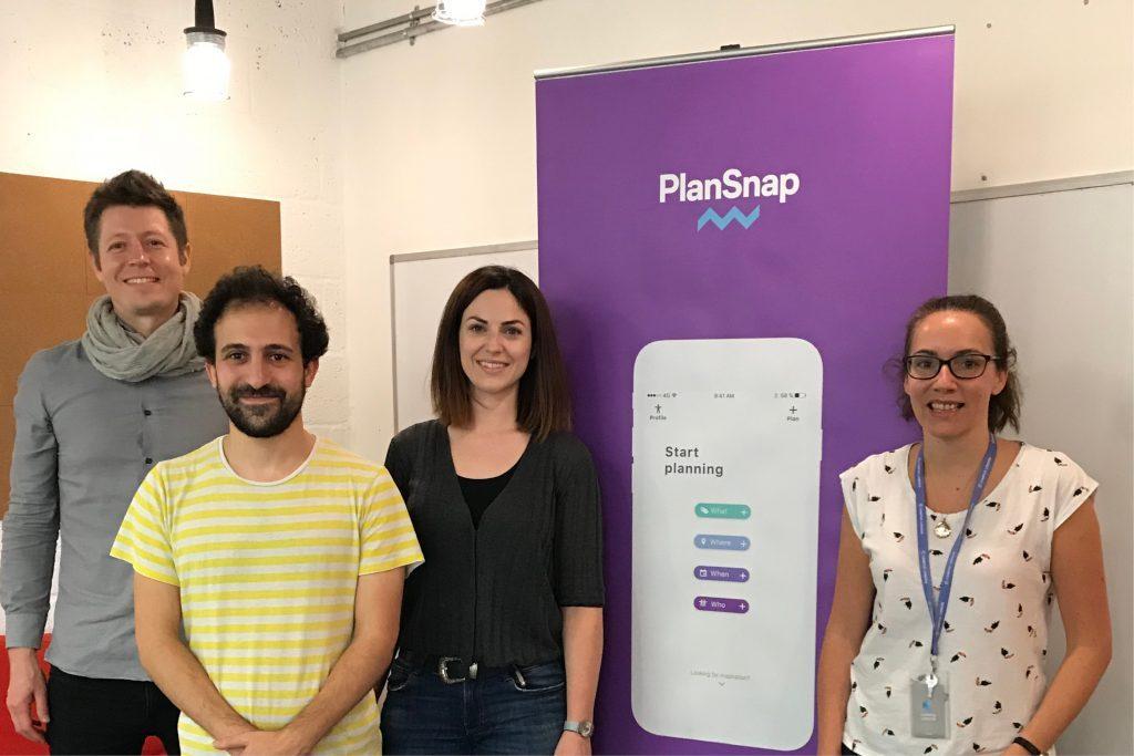 Plan-Snap group