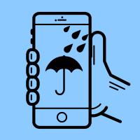 Bring your Umbrella App logo