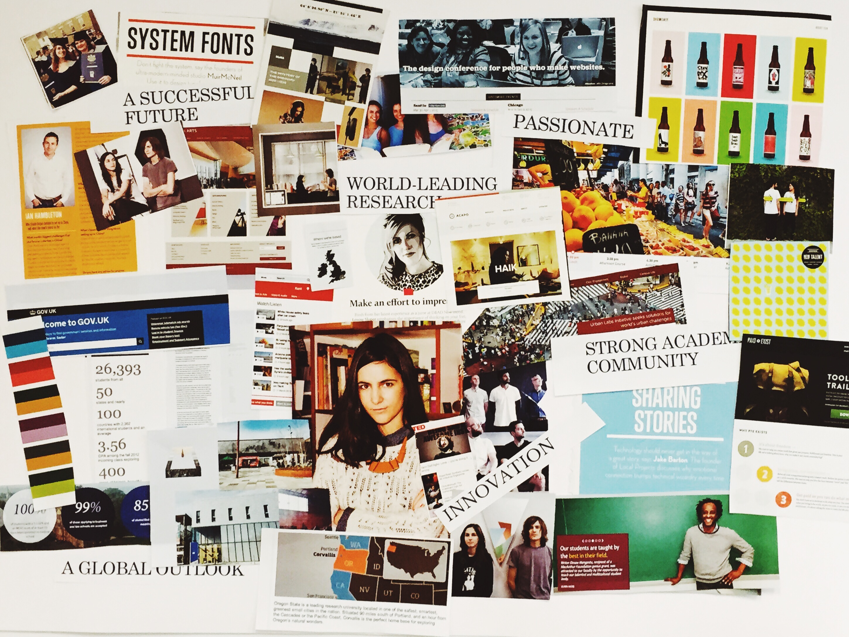 Color And Mood Building Mood Boards Web Development Team